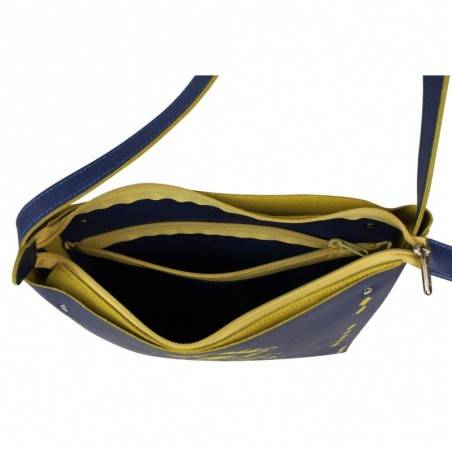 Sac cuir Texier motif ethnique 21002i fabrication France TEXIER - 3
