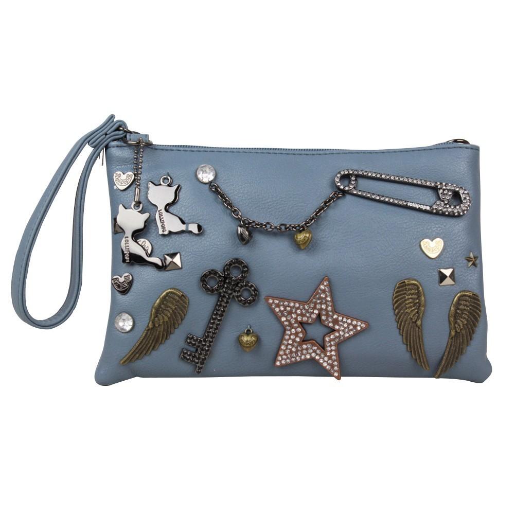 Petit sac bandoulière pochette déco bijoux Lollipops Zola Clutch 22632 LOLLIPOPS - 1