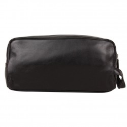 Trousse de toilette cuir souple Nouvelty SFF5613 SAFARI - 4
