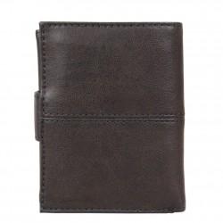 Petit portefeuille Esprit effet cuir vieilli A15025 ESPRIT - 4