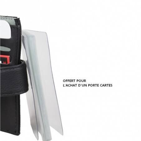Porte cartes bicolore Mac Alyster 726A anti piratage RFID MAC ALYSTER  - 9