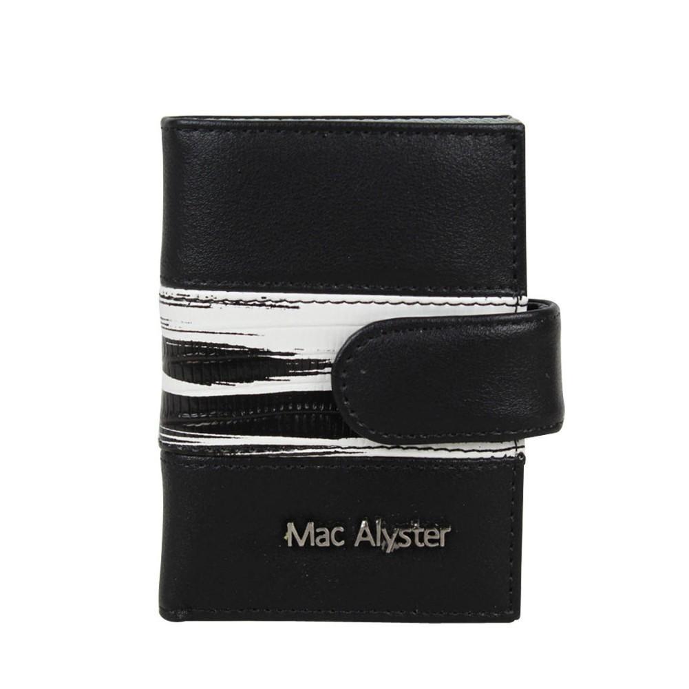Porte cartes bicolore Mac Alyster 726A anti piratage RFID MAC ALYSTER  - 1
