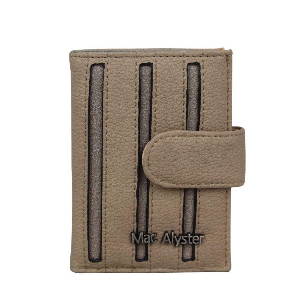Porte cartes Mac Alyster 726E sécurisé anti piratage RFID MAC ALYSTER  - 1