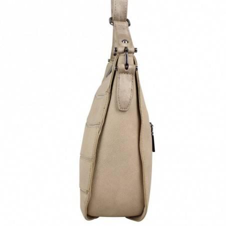 Grand sac à main zip décoratif Mac Alyster D454-4542 MAC ALYSTER  - 3