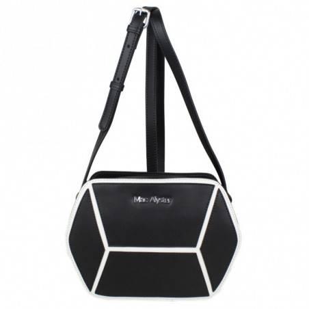 Grand sac à main zip décoratif Mac Alyster D454-4542 MAC ALYSTER  - 1