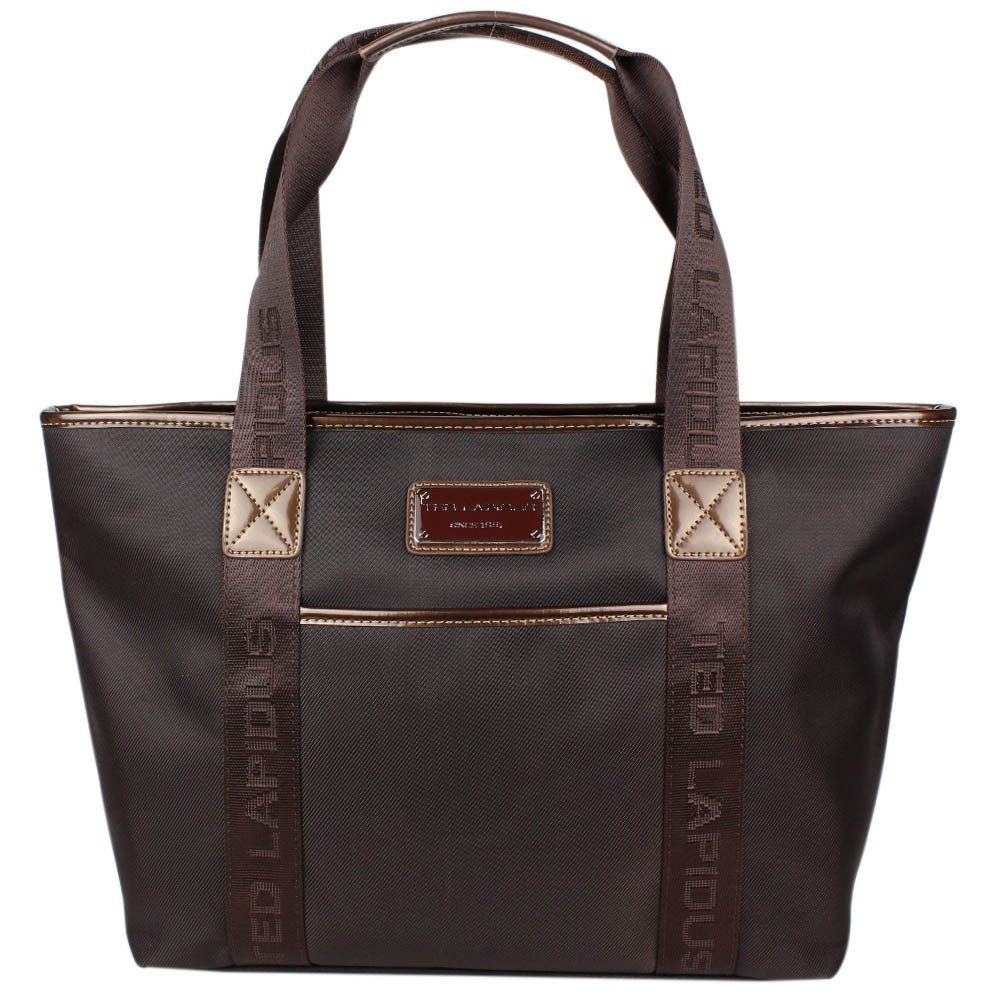 Sac cabas (L) toile Ted Lapidus Tonic TL NY4010 TED LAPIDUS - 1