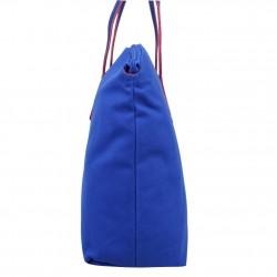 Sac porté épaule cabas multicolore toile Patrick Blanc 8903 PATRICK BLANC - 17