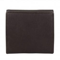 Porte monnaie porte cartes billets cuir brut Vintage Safari SAFARI - 4