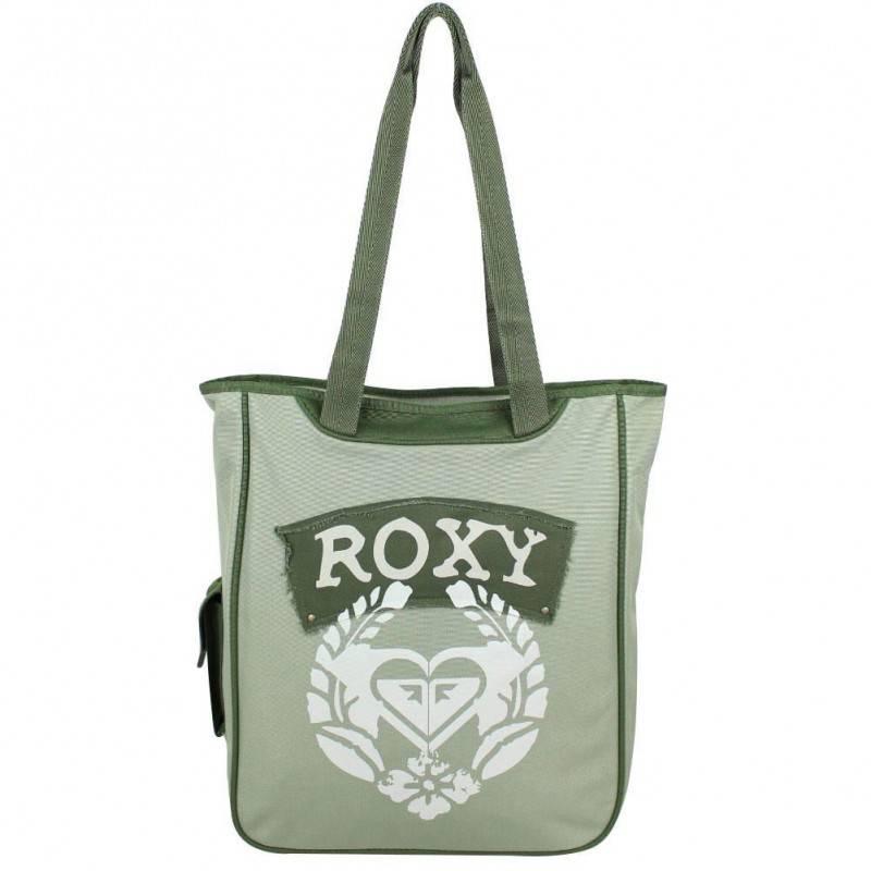 Sac porté épaule rectangulaire Roxy vert Milit ROXY - 1