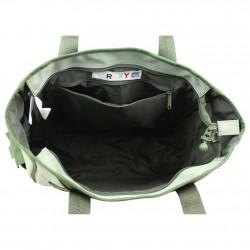 Sac porté épaule rectangulaire Roxy vert Milit ROXY - 3