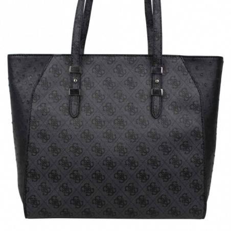 Petit sac bandoulière imprimé Guess Gia Mini So633770  GUESS - 4