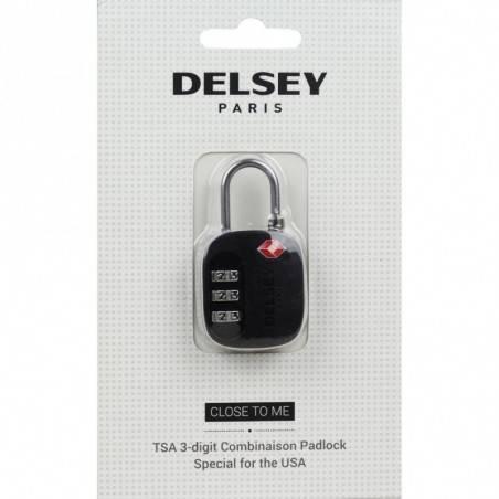 Cadenas à codes spécial USA TSA Delsey 3940210 DELSEY - 1