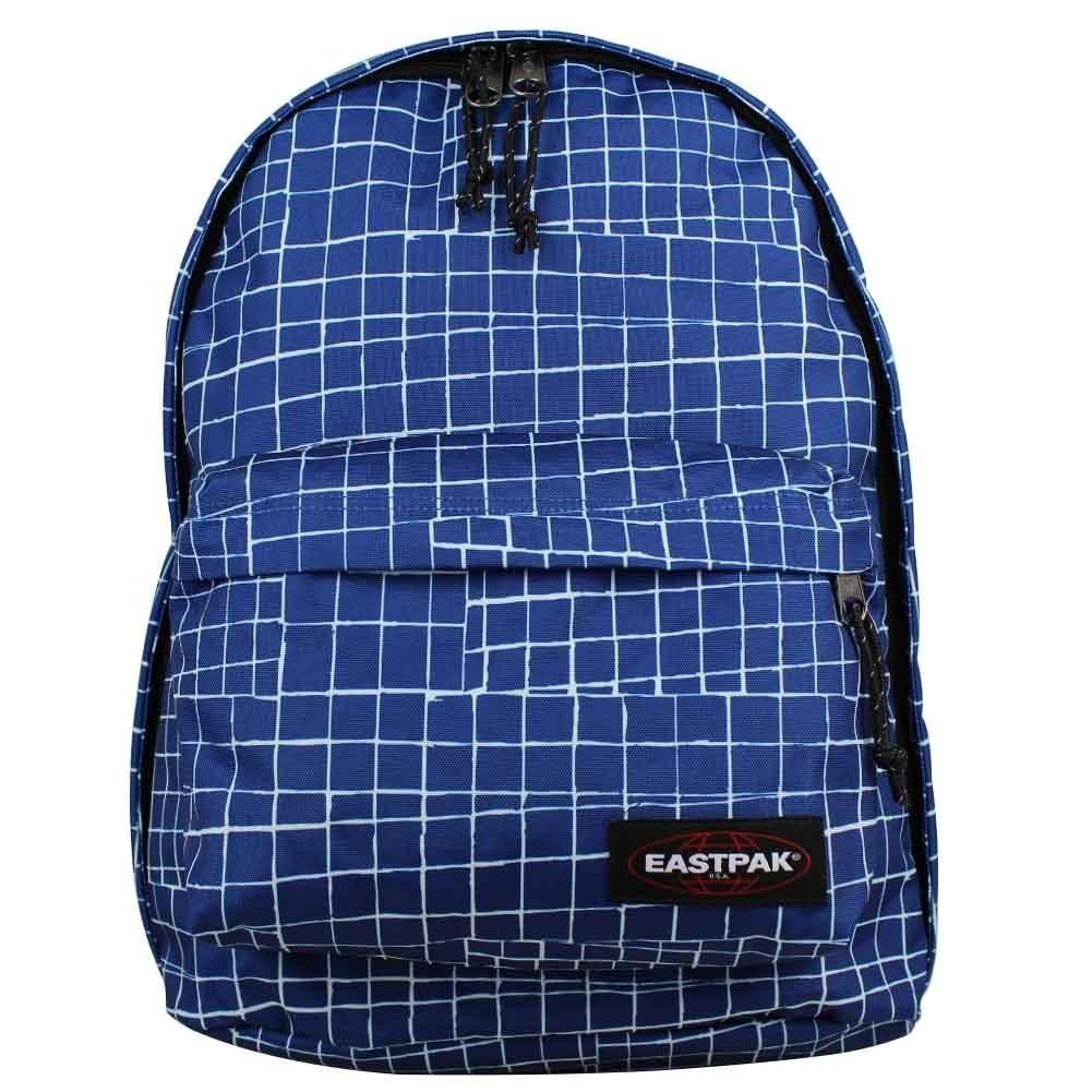 Sac à dos Eastpak motif EK767 Out Of Office 69Q Bleu Dance EASTPAK - 1