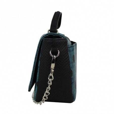 Sac à main lézard fermoir Lillipops Verveine Fram Bag LOLLIPOPS - 2