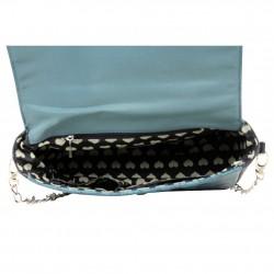 Sac à main lézard fermoir Lillipops Verveine Fram Bag LOLLIPOPS - 3