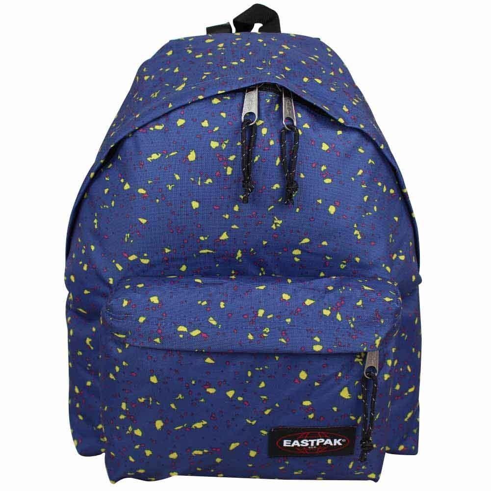Sac à dos Eastpak motif bleu tache EK620 36N Speckles Oct EASTPAK - 1