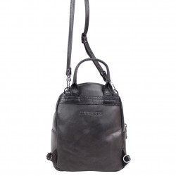 Petit sac à dos Arthur et Aston cuir vintage Dicky teinte main ARTHUR & ASTON - 10