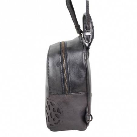 Petit sac à dos Arthur et Aston cuir vintage Dicky teinte main ARTHUR & ASTON - 11