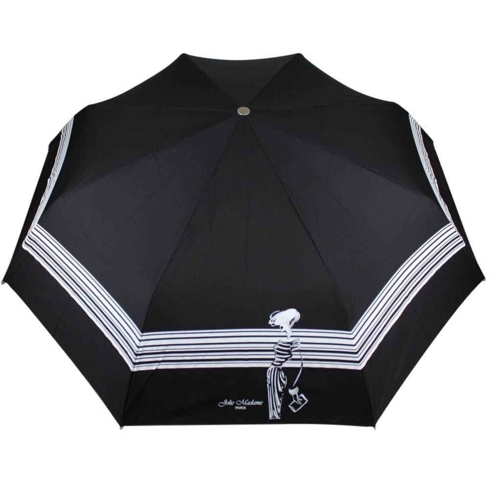 Parapluie pliant Pierre Vaux ouverture / fermeture automatique déco mode PIERRE VAUX - 1