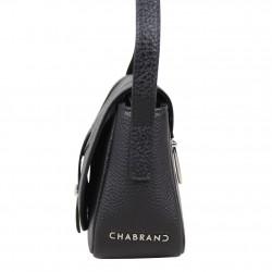 Mini sac bandoulière en cuir semi rigide à rabat Chabrand  CHABRAND - 2
