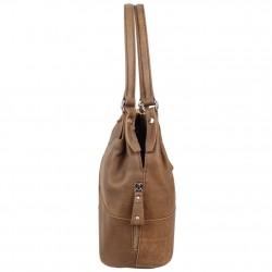 Petit sac bandoulière cuir Patrick Blanc 100115 PATRICK BLANC - 2