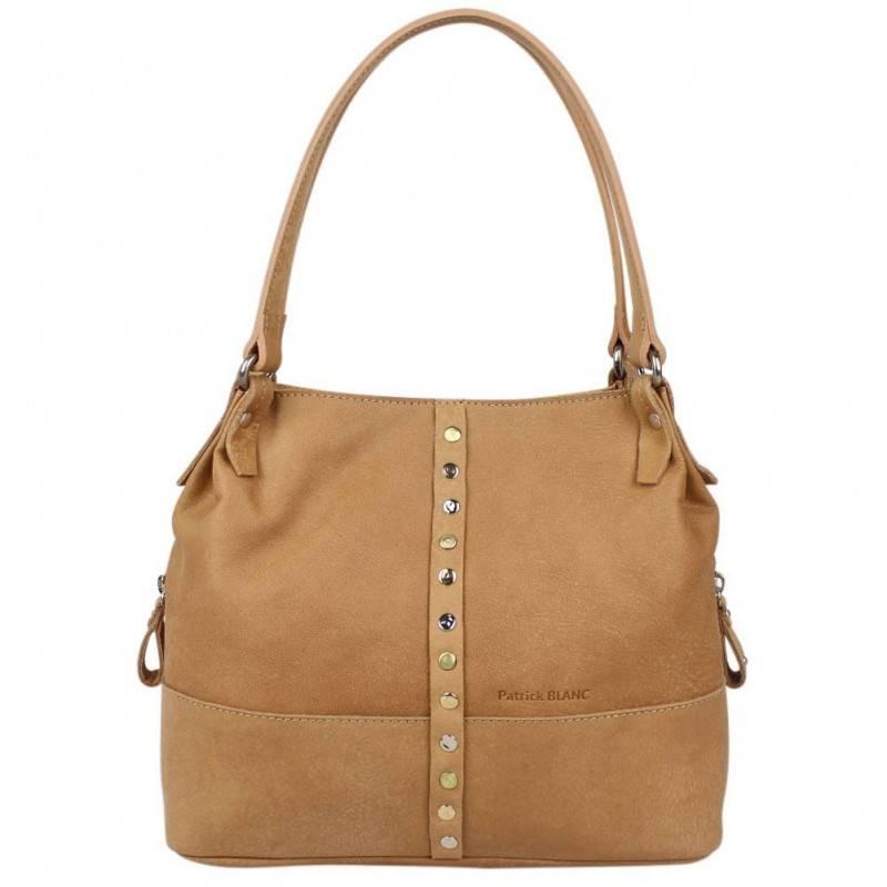 Petit sac bandoulière cuir Patrick Blanc 100115 PATRICK BLANC - 5