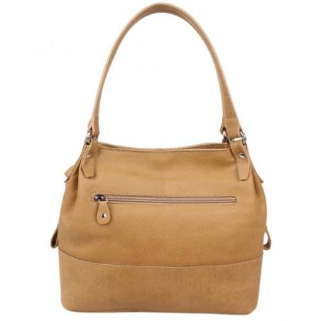 Petit sac bandoulière cuir Patrick Blanc 100115 PATRICK BLANC - 8