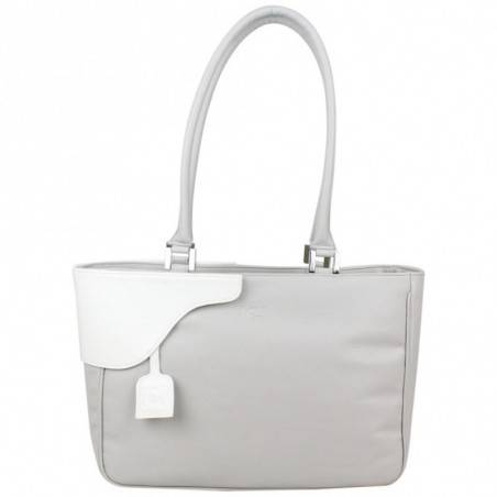 Sac cabas cuir Claudia Luc Fabrication France Fantasia C. By Claudia Luc - 2