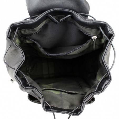 Sac à dos en cuir souple Bruno Rossi X Made in Italie Bruno Rossi - 4
