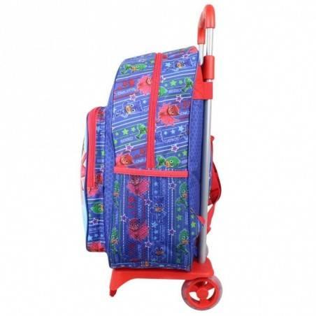Sac à dos à roues démontable enfant PJMasks