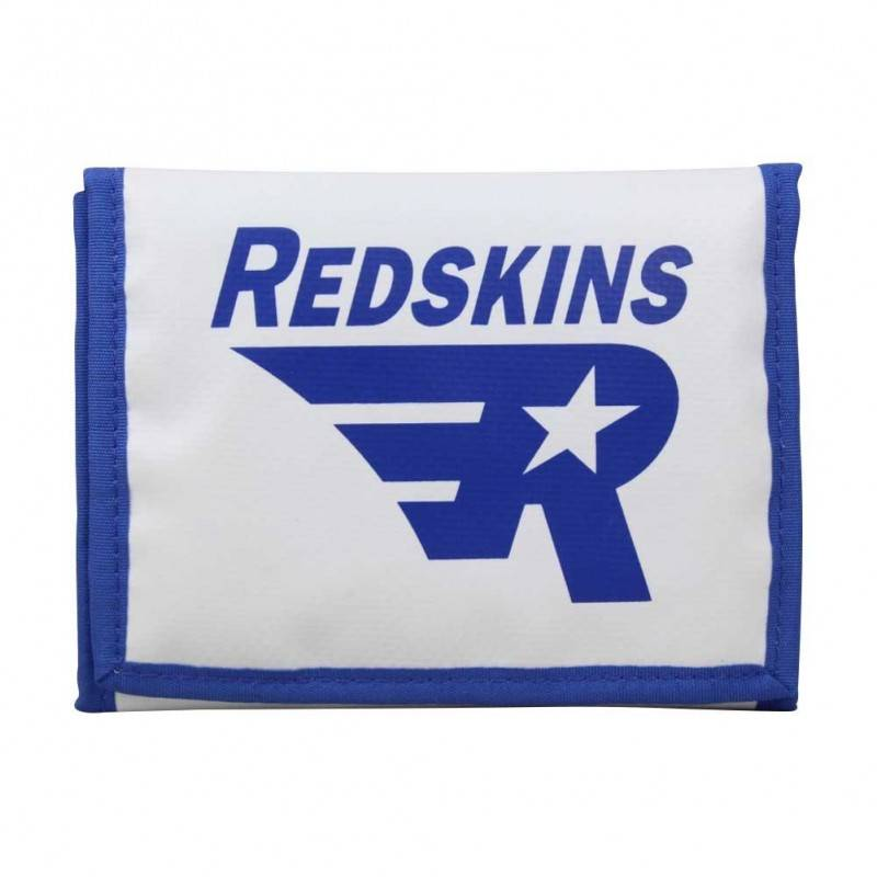 Grand portefeuille à scratch Redskins toile enduite REDSKINS - 1