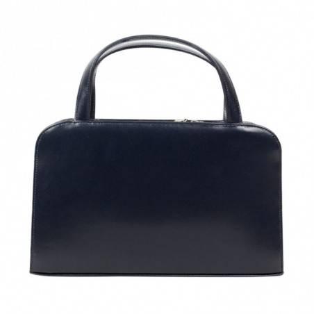 Petit sac à main en cuir rigide Arthur et Aston ARTHUR & ASTON - 4