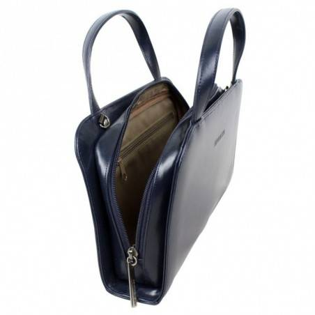 Petit sac à main en cuir rigide Arthur et Aston ARTHUR & ASTON - 3