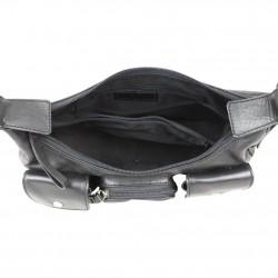 Sac cabat de marque Lancaster noir textile 515-30 A DÉCOUVRIR ! - 3