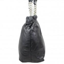 Très grand sac bandoulière demi-chaîne Scooter MS SCOOTER - 2