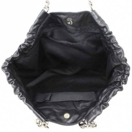 Très grand sac bandoulière demi-chaîne Scooter MS SCOOTER - 3