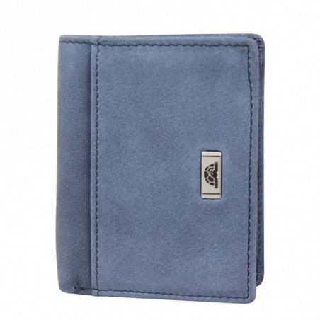 Petit porte cartes billets extra plat cuir brut Tony Perotti VE Tony PEROTTI - 1