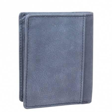 Petit porte cartes billets extra plat cuir brut Tony Perotti VE Tony PEROTTI - 3