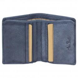 Petit porte cartes billets extra plat cuir brut Tony Perotti VE Tony PEROTTI - 2