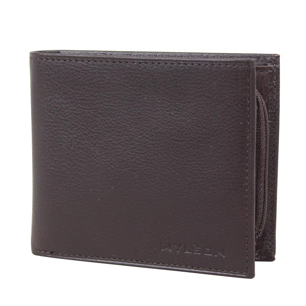 Petit portefeuille Européen cuir WYLSON WYLSON - 1