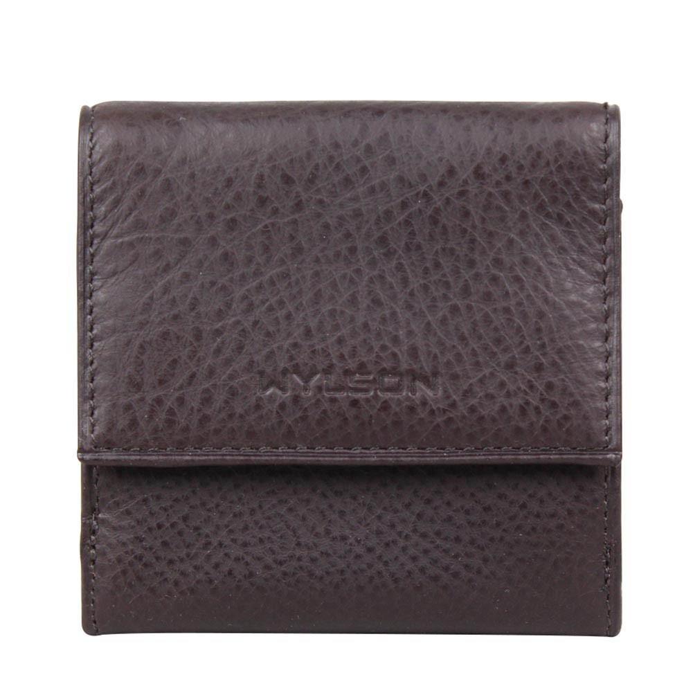 Porte monnaie + billets cuir WYLSON WYLSON - 1