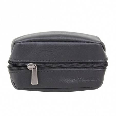 Porte monnaie grain de café deux poches cuir WYLSON WYLSON - 4