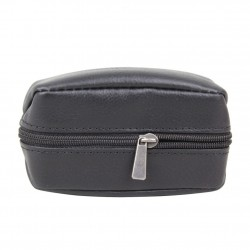 Porte monnaie grain de café deux poches cuir WYLSON WYLSON - 5