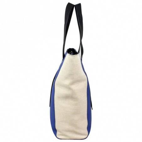 Sac porté épaule shopping Les Petites Bombes bicolore Les p'tites Bombes - 2