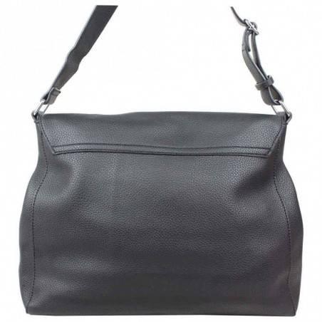 Petit sac bandoulière reporter cuir naturel Patrick Blanc 111050  A DÉCOUVRIR ! - 4