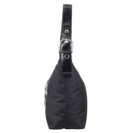 Sac épaule noir de marque Elle ELLE - 2