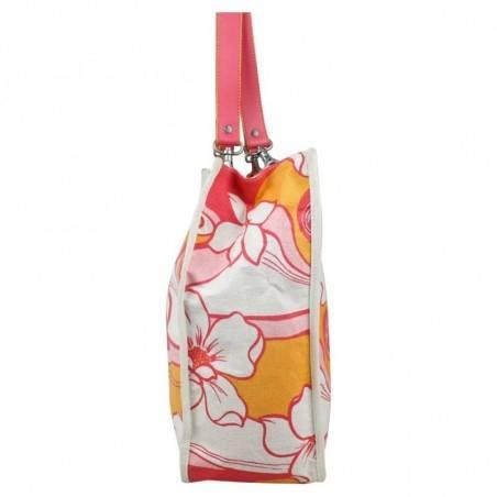 Sac cabas épaule ROXY QUIKSILVER motif fleurs ROXY - 2