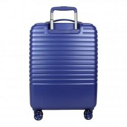 Trolley valise cabine SLIM avec roues DELSEY Caumartin bleu DELSEY - 5