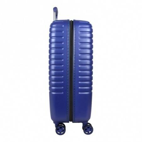 Trolley valise cabine SLIM avec roues DELSEY Caumartin bleu DELSEY - 2