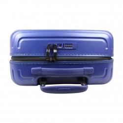 Trolley valise cabine SLIM avec roues DELSEY Caumartin bleu DELSEY - 3